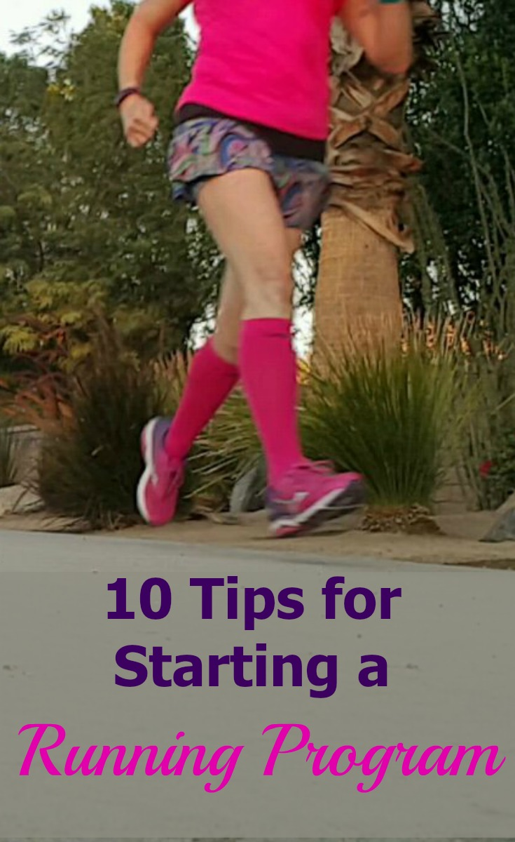 If you're thinking about starting a running program here are 10 tips that will help get you started, stay uninjured, and love running!