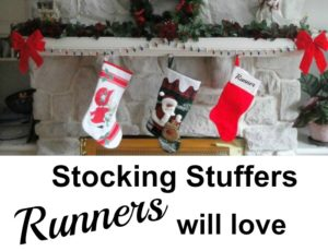 Stocking Stuffers Runners will Love