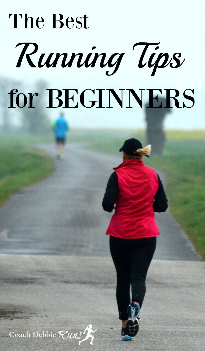 The best running tips for beginners according to experienced runners and running coaches.