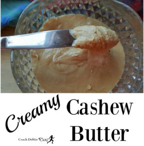 Creamy Cashew Butter: Easy and Delicious in 15 minutes