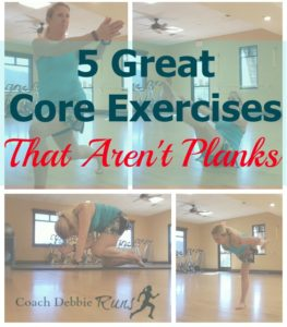 5 Great Core Exercises for Athletes (that aren't planks)