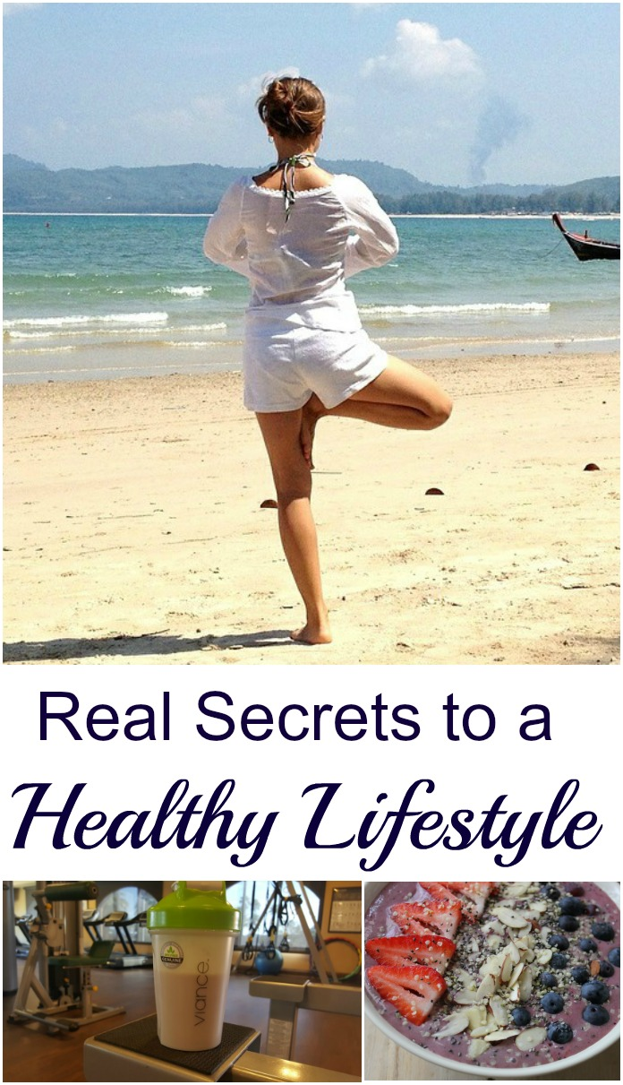 Do you want to get fit? Lose weight? Gain strength? Here are the real secrets to a healthy lifestyle.