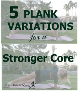 5 Plank Variations for a Strong and Stable Core