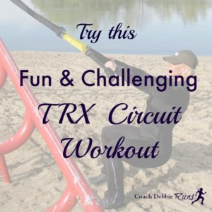 Try This Fun and Challenging TRX Circuit Workout