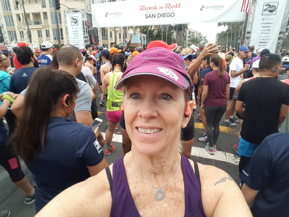 I was rockin' in San Diego! Here my recap of the Rock and Roll Half Marathon!