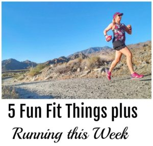 Running This Week plus 5 Fun Fit Things I'm Loving Right Now
