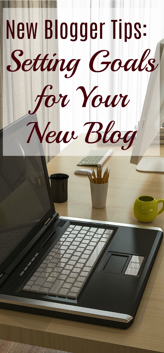 New Blogger Tips. If you're new to blogging, or just thinking about starting a blog, here are tips to help you set goals for your new blog.