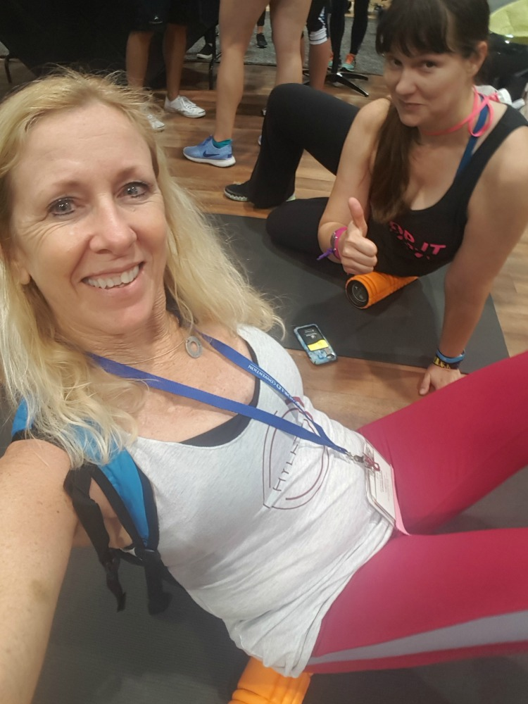 I learned a lot at the IDEA World Convention! Here's how it will help your running.