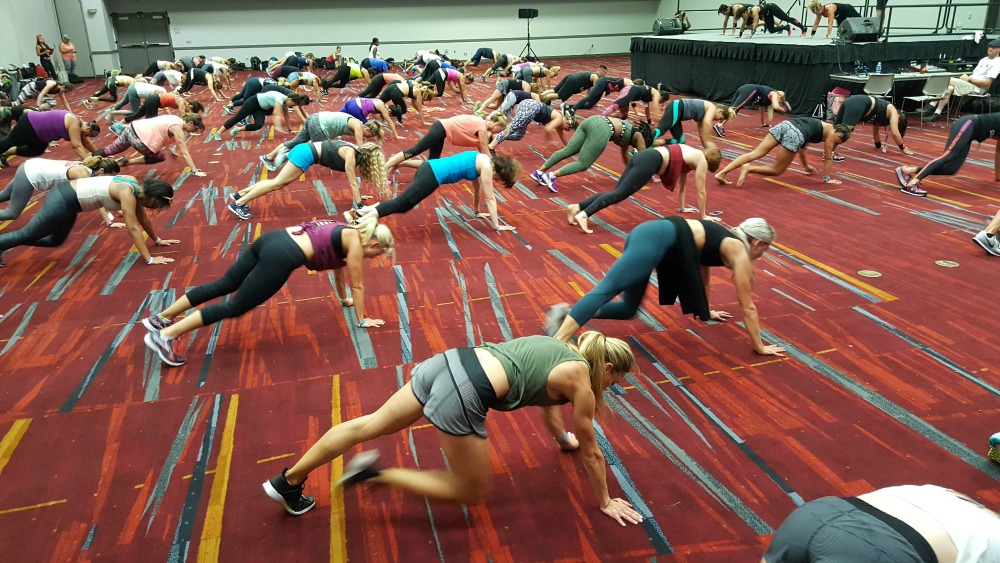 Welcome to Blogfest Day One! Check out stories and photos from this fitness bloggers conference.