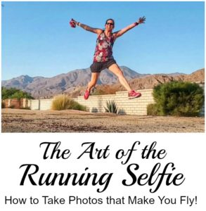 The Art of the Running Selfie: How to take photos that make you fly