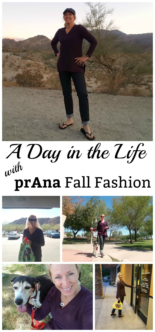 Beautiful, comfortable, sustainable. Check out Fall Fashion from prAna! And get a discount!