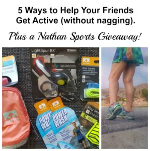 Friday is Run@Work Day! 5 Ways to Help Your Co-Workers Get Active (without nagging). Plus a Nathan Sports Giveaway!