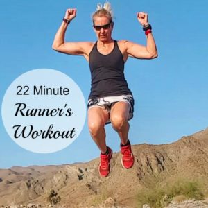 Workout of the Week: 22 Minute Runner's Workout