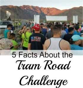 Climbing a Mountain: 5 Tram Road Challenge Facts and other Cool Stuff