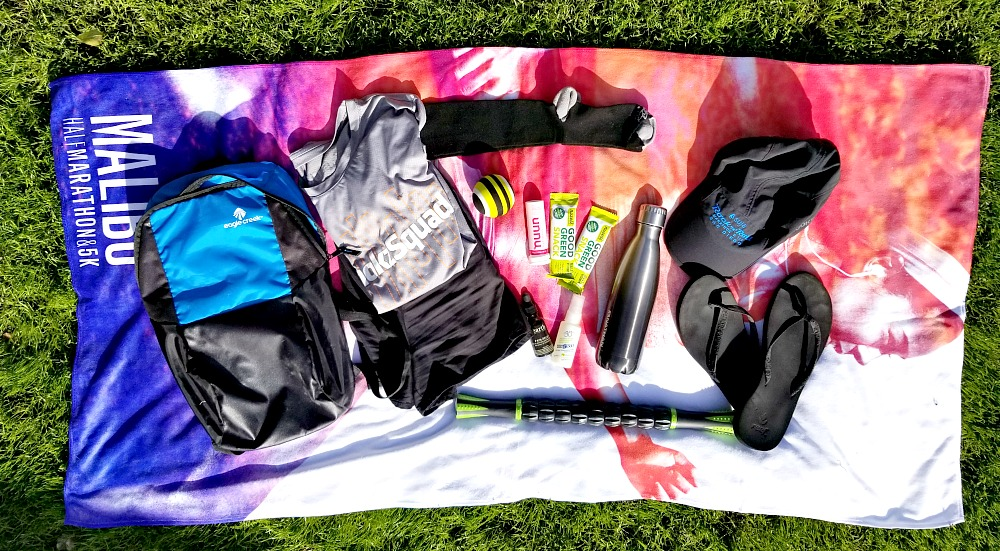 Here are some tips to help you create your Race Recovery Pack. Bringing it with you to your next race will help you recovery faster.