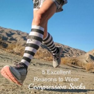 5 Excellent Reasons for Runners to Wear Compression Socks