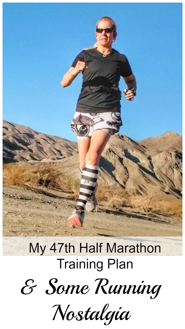 Here's my 47th half marathon training plan, along with some running nostalgia. I'm sharing some of my racing memories after 25 years and 164 races! #running #halfmarathon #halfmarathontraining #halfmarathontips