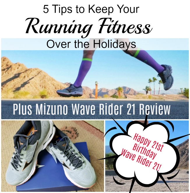 5 Tips To Keep Running Fitness. Plus Happy 21st Birthday