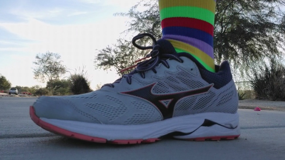 I helping Mizuno celebrate the celebrate the 21st birthday of my favorite shoe, the Wave Rider. Check out my review!
