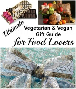 The Ultimate Vegetarian and Vegan Gift Guide for Food Lovers