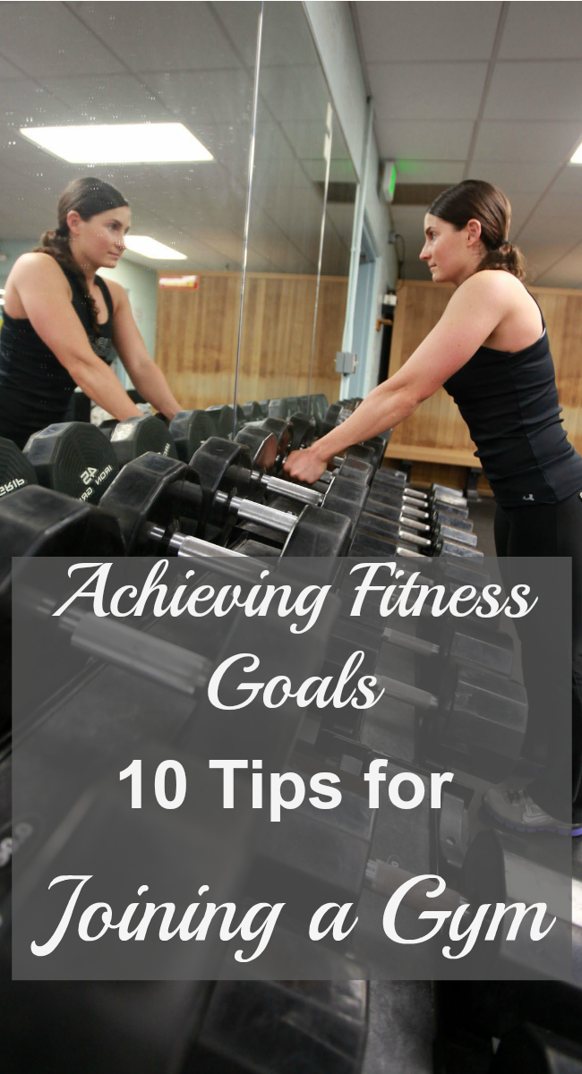 With the start of a new year, many people decide that it is time for achieving fitness goals. For some it means joining a gym for the first time. #fitness #fitnessgoals #weightloss