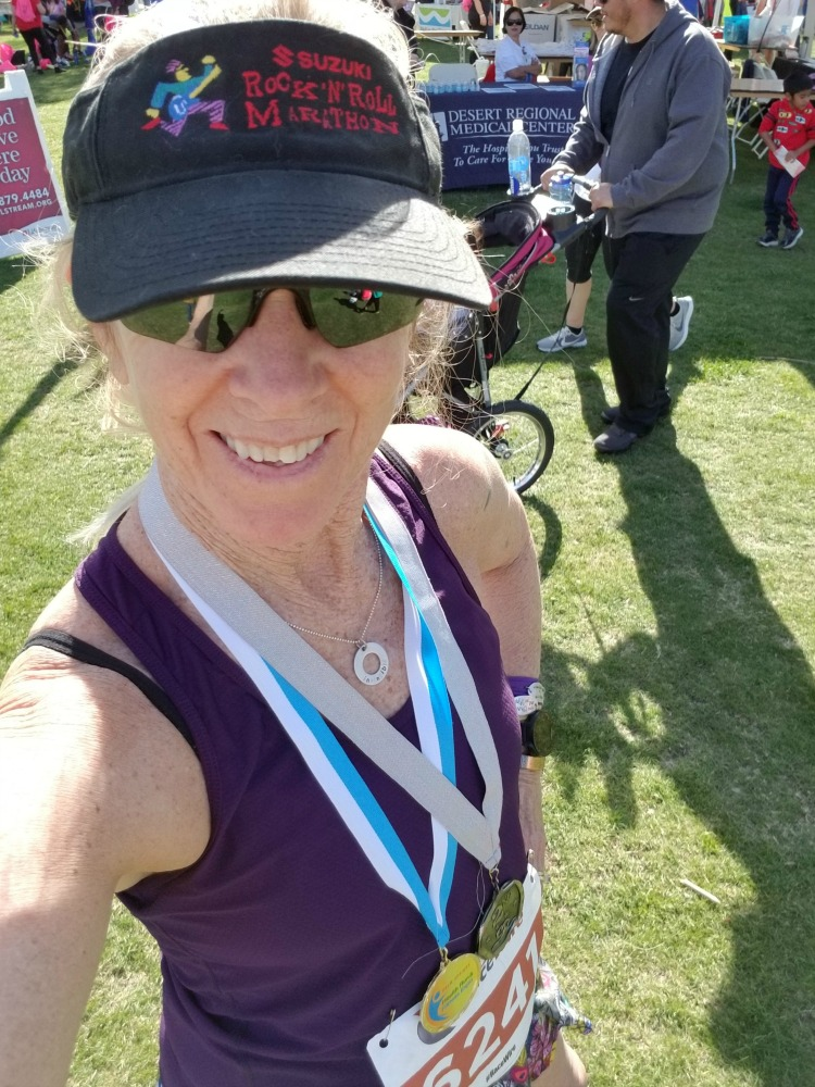 Here's my report from the Palm Springs Health Run 10k! I had a great time, achieved my goals, and managed to score a second place age group win! #running #racerecap