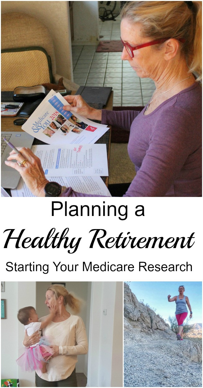 Are you planning for an active retirement? Researching your Medicare options is important. Here are tips for what is (and what is not) included in Medicare. AD #Retirement #visioncare