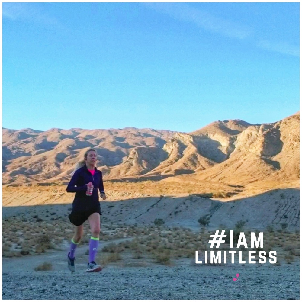 It's time to take a new look at resolutions! We should empower each other and exceed our limits. Here are 5 reasons you are already limitless! #sweatpink #IAMLIMITLESS #ad
