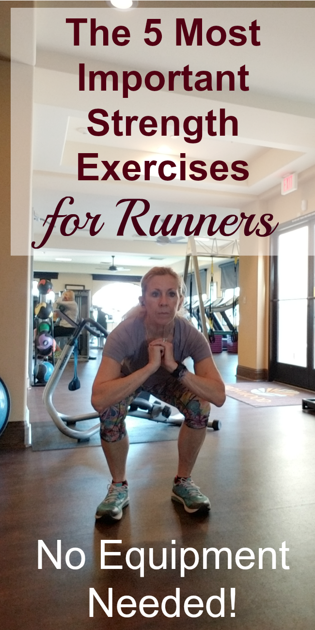 5 Important Skin Care Tips For Girls: The 5 Most Important Strength Exercises For Runners (No