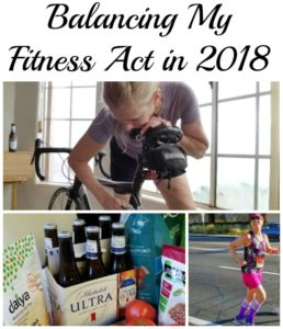 Balancing My Fitness Act: Mixing it Up in 2018