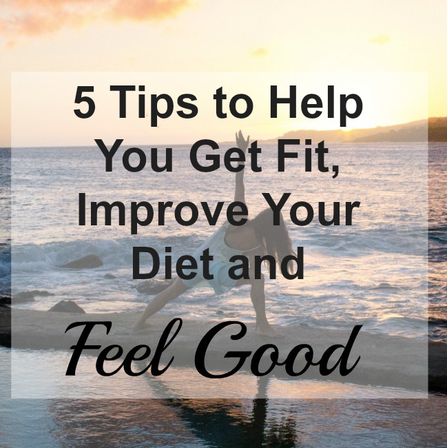 Tips And Tricks To Encourage Better Nutrition: 5 Tips To Help You Get Fit, Improve Your Diet, And Feel Good