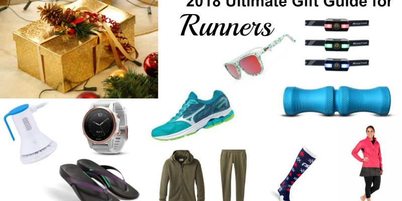 2018 Ultimate Holiday Gift Guide for Runners